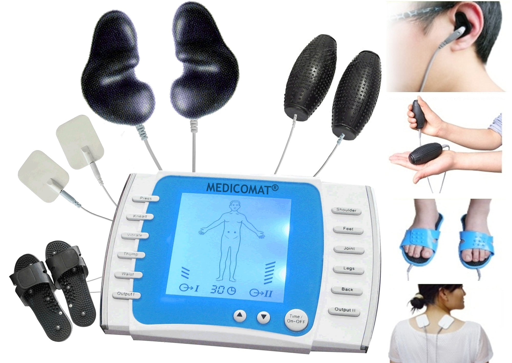 Portable Automatic Therapy Device Medicomat-21